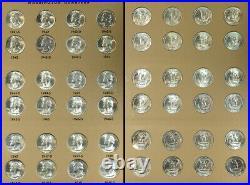 1932-98 Complete Washington Quarter Set 32-D 32-S 36-D 186 Gem BU/Proof Coins