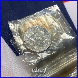 1950 U. S. Mint Proof Set in Original Mint Box as pictured. PF#41