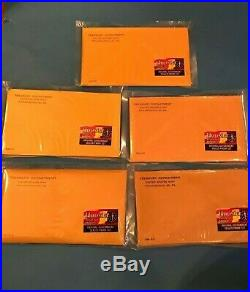 1957-1961 Original Government Mint Sealed Proof Set with silver coins 5 sets