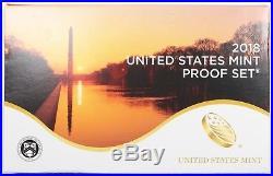 1968-2018 U. S Mint Proof Sets with Box & COA 51 Set Collection