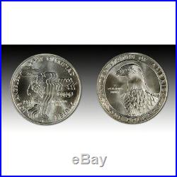 1983 & 1984 US Olympic 6-Coin Commemorative Set