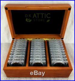 1986-2016 30 Coin Proof Silver Eagle Set PR 70 PCGS John Mercanti Proof RARE
