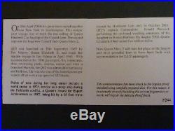2004 5oz SILVER BRITANNIA COIN LIMITED EDITION OF 500 RMS QUEEN MARY