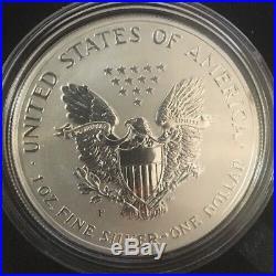 2006 American Silver Eagle 20th Anniversary Set