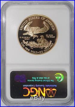 2006 W 20th Anniversary Gold American Eagle Set NGC MS70 / PF70 / PF70