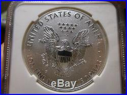 2011 P W S 25th Anniversary Silver Eagle 5 Coin Set NGC PF70 MS70 Early Releases