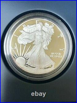 2012 American Eagle San Francisco Two Coin Silver Proof Set