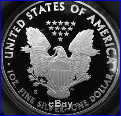 2012 American Eagle San Francisco TwoCoin Silver Proof Set (EG1)