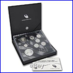2013 United States Mint West Point Silver Eagle Limited Edition Proof Set