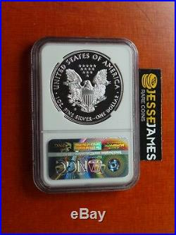 2017 S Proof Silver Eagle Ngc Pf70 Ultra Cam Er From Limited Edition Set Trolley