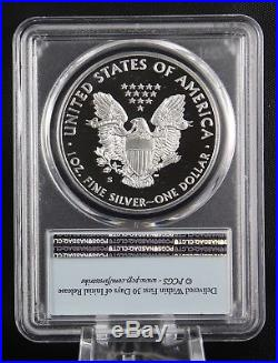 2017 S Silver Eagle Limited Edition Proof PCGS PR 69 DCAM First Strike