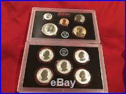 2018-S U. S Mint Silver Reverse Proof Set (in Original Mint Packaging)