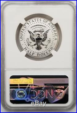 2018-S US SILVER REVERSE PROOF SET 10pc. EARLY RELEASE BRIDGE LABEL NGC PF70