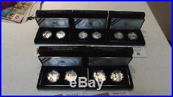 2018 Ww1 Centennial Silver Sets (5)