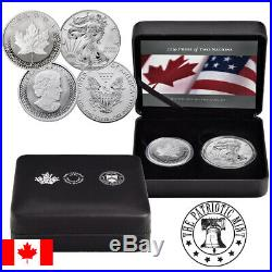2019 Pride of Two Nations Limited Edition Two-Coin Set (Canada Release)