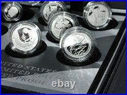 2020 United States Mint Limited Edition Silver Proof Set