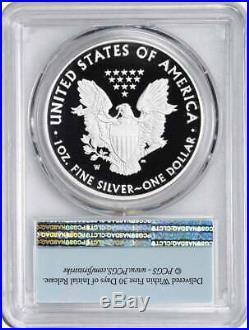 2020-W American Silver Eagle Dollar Congratulations Set PR70DCAM FS PCGS