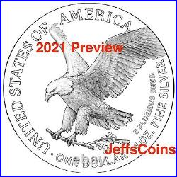 2020 W End of World War II 75th Anniversary American Eagle Silver 20XF NGC PF69
