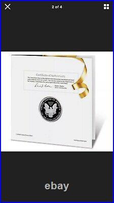 2021 W American Proof Eagle Congratulations Set (21RF) PRESALE