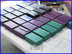 31 CLAD PROOF SETS-FROM 1968 TO 1998 IN MINT PACKAGE With FREE SHIPPING