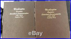 (590) Washington Quarters COMPLETE Set 1932-2018 P, D, S mints with Proofs +Danscos