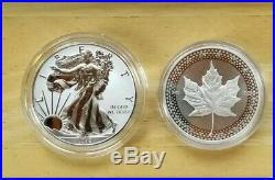 In Stock2019 Pride Of Two Nations Limited Edition Two-coin Set Sold Out