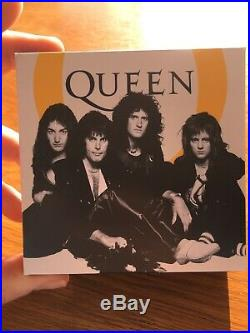 NEW 2020 Royal Mint Queen Silver Proof Coin Ltd Edition 7500