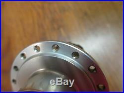 NUKE PROOF 32H 130X9 8 9 10 SPEED REAR HUB 32H 100 X 9m CARBON FRONT HUB SET
