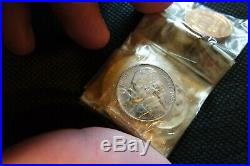 Silver 1952 GEM+ BOX PROOF SET! DISTRACTION FREE SUPERBIRD 25c Original