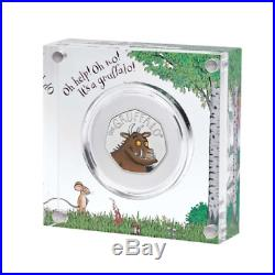 The Gruffalo 50p Fifty Pence 2019 Silver Proof Coin + BU Pack! Royal Mint Lot #4