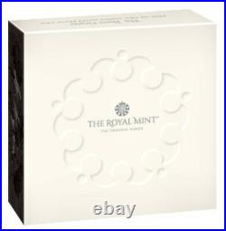 Three Graces 2020 Silver Proof £5 Mint Coin (2oz.) Great Engravers Series
